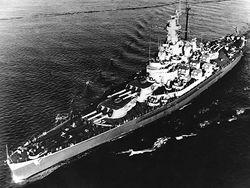 BB-59 USS Massachusetts
