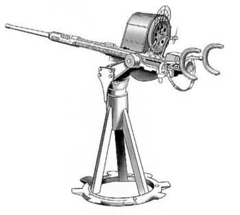 20-мм орудие Oerlikon