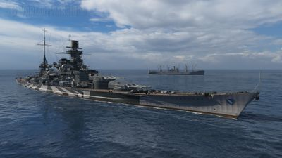 Z-15 — Scharnhorst