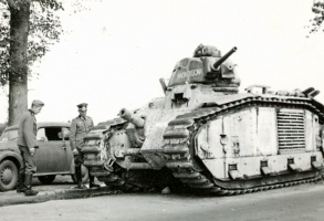 World of Tanks B1 Matchmaking