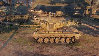 M46 Patton KR - Global wiki  Wargaming net