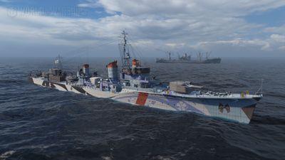 Azur Lane — AL Yukikaze