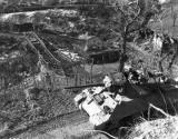 M10 tank destroyer Italy 1945.