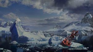 Ледяные острова