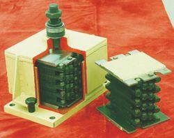 металлические пластинчатые амортизаторы