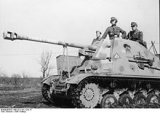 Marder II on Eastern front