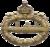 Знак подводника. Германская империя.