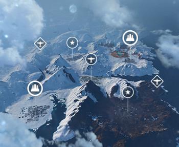 Игровая схема «Ледяное безмолвие»