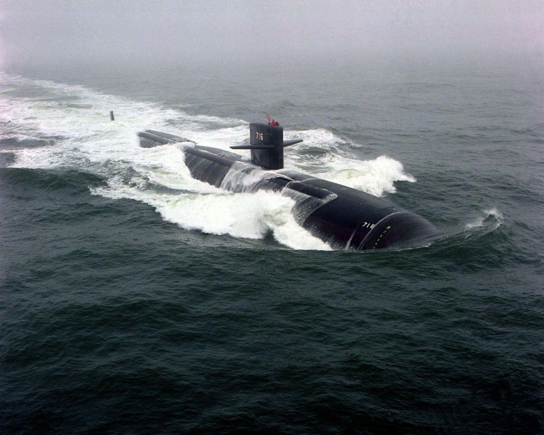 Подруливающее устройство подводной лодки фото