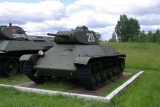 T50 at Kubinka tank museum