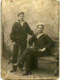 моряки ЭБ «Ретвизан»