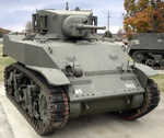 United States' M5 Light Tank at the Patton Museum in Ft Knox, Kentucky.png