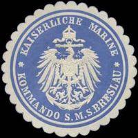 Эмблема SMS Breslau