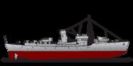 Фрегаты и эскортные корабли