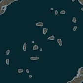 Зона крушения Альфа (миникарта)
