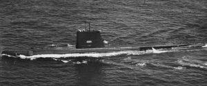 USS Odax (SS-484) в варианте GUPPY II