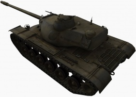 T110E5 - Global wiki  Wargaming net