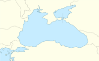 м.Сарыч (Чёрное море)
