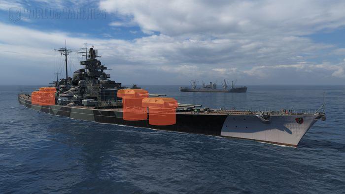 7_установки_ГК_Tirpitz.jpg