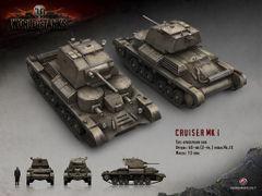 Cruiser Mk. I