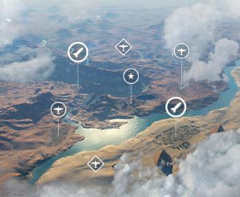 Игровая схема «Край мира»