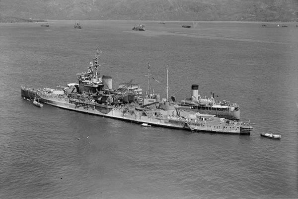 Warspite - Global wiki  Wargaming net