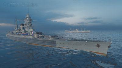 Тип 10 — Dunkerque