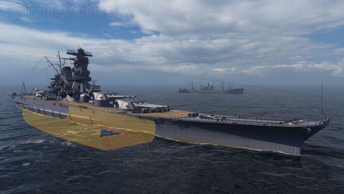 3-противоторпедная_защита_Musashi.jpg