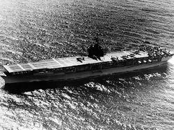 CV-4 USS Ranger