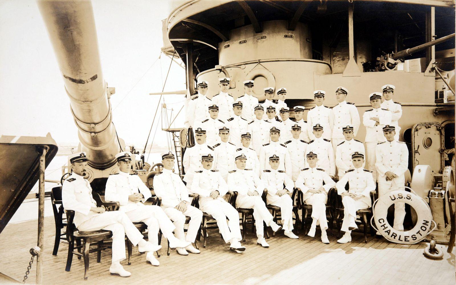 экипаж крейсера нахимов фото тоже приглянулся
