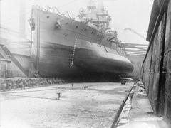 HMS_Glatton_in_drydock_IWM_SP_2083.jpeg