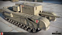 Churchill Gun Carrier