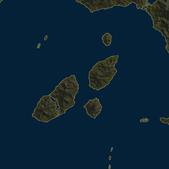 Соломоновы острова (миникарта)