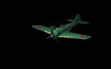 Nakajima Ki-43-II Hayabusa