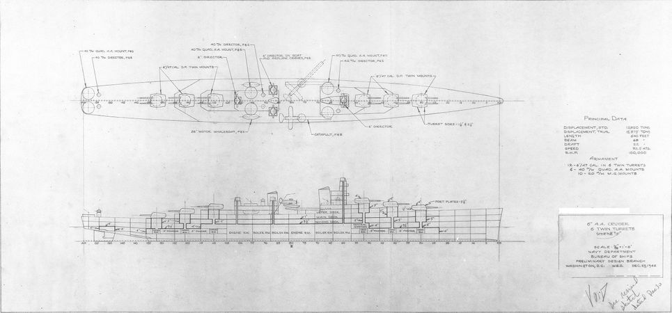 Worcester_Design_6__A-A_cruiser_-_6_twin_turrets_-_scheme_F,_23_dec_1942.jpg