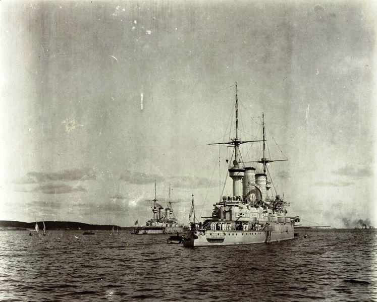 Файл:Kaiser Barbarossa и Kaiser Wilhelm II, Дания, Копенгаген.jpg