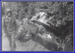 H-31 tank threw a track, Wildflecken 1958,.jpg