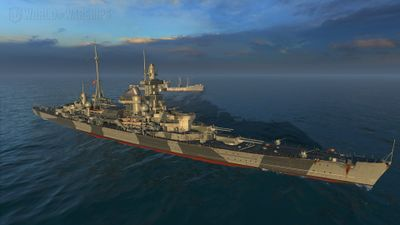 Тип 18 — Admiral Hipper